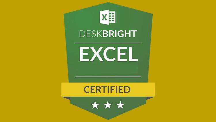 Certification™ EXCEL 2021